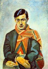 Tristan Tzara par Delaunay (1923).jpg