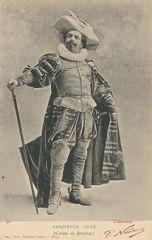 Coquelin aîné (en Cyrano de Bergerac) par Nadar.jpg