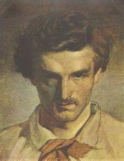 Anselm Feuerbach - Autoportrait (1852).jpg