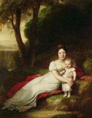 Hortense de Beauharnais et son fils Charles-Louis-Napoléon Bonaparte.JPG
