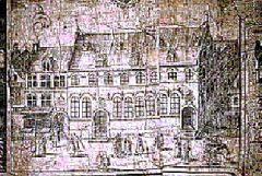 Université de Douai - Plan de Martin le Bourgeois (1627).jpg