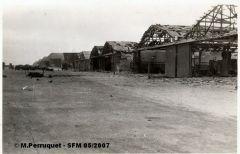 Bombardement américain d'Oran (1942) - Base aérienne de La Sénia.jpg